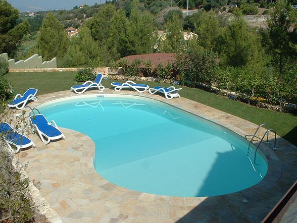 Pianeta Acqua, costruzione piscine a Empoli