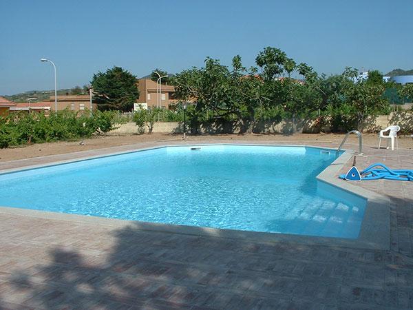 Pianeta Acqua, realizzazione piscine a Empoli